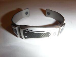 Colantotte Unisex Cuff Bracelet Stainless Steel NEO Legend M Japan Magnetic