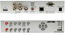 4 Channel Security Surveillance DVR