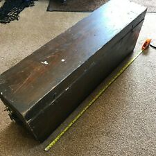More details for vintage wooden tool box / case - by lord roberts workshops- size 70x20x17