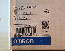 1PCS NEW OMRON Power Supply S8VS-48024A