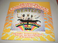 THE BEATLES - MAGICAL MYSTERY TOUR - 1969 U.S.A. PRESS - CAPITOL ORANGE LABEL -