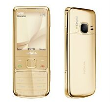 Nokia 6700 Classic Gold 18k Mobile Phone