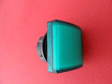 Tête carrée verte de voyant à collerette plastique - ZB5 CV033 - Telemecanique