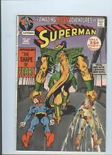 SUPERMAN #241 Bronze FINE+ Adams Cover WONDER WOMAN