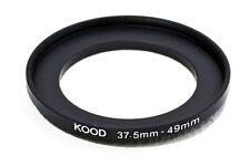 37.5mm-49mm 37.5-49  Stepping Ring Filter Ring Adapter Step Up