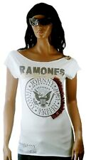 Wow Elegantly Waisted by amplified Ramones Hey ho Let's go vintage VIP t-shirt L