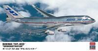 1/200 Boeing747-400 'Demonstrator' Plastic Model Kit