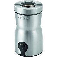 ProfiCook KSW 1093 Molinillo café eléctrico selector grado de molienda inox 160W