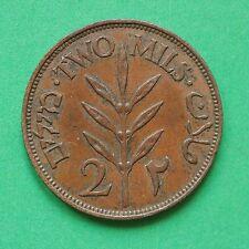 1941 Palestina 2 MILS SNo08387