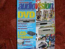 Zeitschrift Audio Vision, Ausgabe 6/99