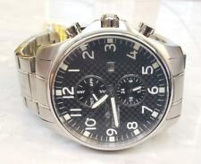 Invicta 0379 Chronograph Men's Wristwatch/ Date Window/ With Box ~ 17-G2735