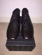 Ermenegildo Zegna Brown Desert Boot Size 9 (43) BNWB RRP £540 Selling For £250