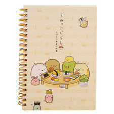 SS Kawaii Japan cartoon Rilakkuma & Sumikkogurashi Coil notebook/Diary agenda/po