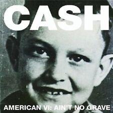 Johnny Cash, American VI: Ain't No Grave.  180 Gram 33rpm Vinyl LP. New & Sealed
