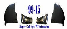 99 15 Ford 4Pc Super Duty Extended Cab INNER JAMB & Cab Corner SET, F250 F350