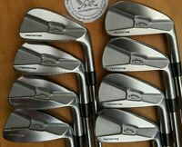 CALLAWAY PROTOTYPE MB IRONS 3 - PW - PROJECT X 6.0 RIFLE SHAFTS