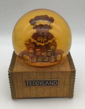 Teddyland Music Box (See Video)