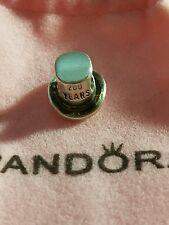 Pandora Hans Christian  Anderson 200 YEARS Hat bead HCA 200 790321 *RETIRED*