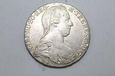 Old Maria Theresa thaler  BURG CO TYR 1780 X Archid Avst Dux (OLD S.F)