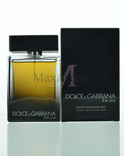 Dolce & Gabbana The One for Men Eau De Parfum 3.4 oz 100 ML Spray