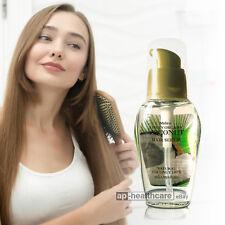 VIRGIN COCONUT SHINE VOLUME HAIR SERUM Nourishes Dry Damaged Frizzy Spilt Ends