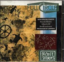 FULL CIRCLE - Secret stories - RICARDO SILVEIRA GILBERTO GIL CD 1991 SEALED