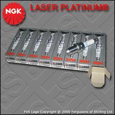 Ngk laser platinum bougies set bkr 6 equp x 8 stock no. 3199 bmw