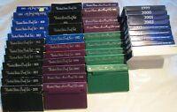 1968 - 2008  Proof Set U.S. Mint 41 Proof Sets San Francisco Mint Box and COA