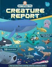 Octonauts Creature Report, Grosset & Dunlap