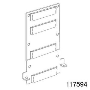 1x Ikea Bed Connecting Support Angled Large Mounting Plate  Part #117594