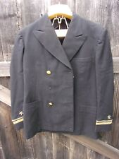 WW2 US Navy USN Uniform LTJG Jacket Coat 1942 NAMED