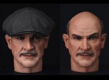 1/6 scale The Untouchables Sean Connery Head Sculpt Jim Malone