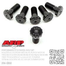 ARP FLYWHEEL BOLT SET 6 CYLINDER 149-161-179-186 RED MOTOR [HOLDEN EH-HD-HR]