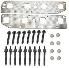 Fit NEW 2003-2008 Dodge Ram 5.7 HEMI Exhaust Manifold Bolts, Gaskets REPAIR KIT