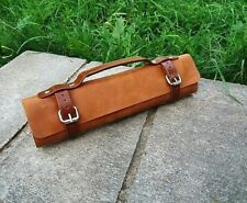 Roll for 6-18 watches, Leather watch roll, Travel watch roll, Watch storage