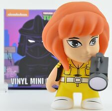 Teenage Mutant Ninja Turtles Shell Shock Kidrobot Mini-Figure - April O' Neal