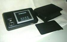 SAMSUNG SGH-D980 MOBILE PHONE Black