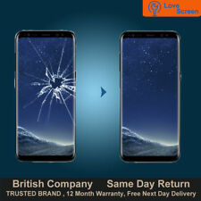 Samsung Galaxy S9 LCD OLED Screen Glass Replacement Service Same day Repair