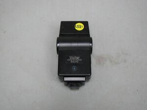 Vivitar Auto Thyristor 550FD N Flash For Nikon Cameras