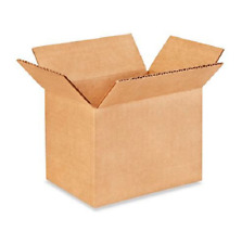 25 7x5x5 Cardboard Paper Boxes Mailing Packing Shipping Box Corrugated Carton