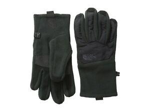 The North Face Denali Etip Gloves Black Men's Medium Large XL BNWT FREE SHIPPING