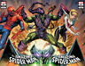 AMAZING SPIDER-MAN 47 TYLER KIRKHAM CONNECT LOGO VARIANT A & B SET GREEN GOBLIN