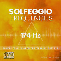 Solfeggio Healing Frequencies - 174 Hz Meditation CD - Mind and Body in Harmony