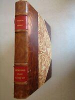 Carco Francis / Mémoires d'une autre vie / Ed Le milieu du monde 1942