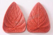 Russia Fondant Leaf Silicone Mold Moldes de Silicone Para Pasta American Cake