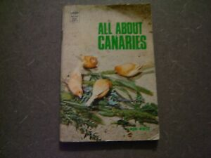canaries  breeding caring illustrated booklet 64 pages