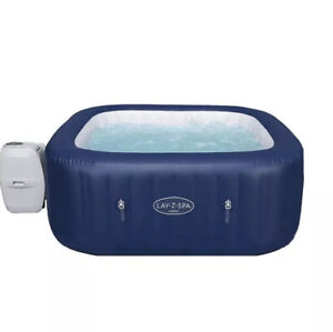 Bestway Lay Z Spa Hawaii 4-6 Person Hot Tub 2021 with Freeze Shield FREE POSTAGE