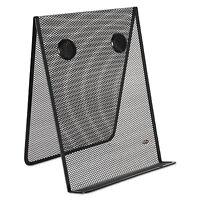 Rolodex Mesh Document Holder Stainless Steel Black FG9C9500BLA