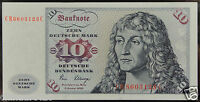 Germany Banknote 10 Mark 1980 UNC