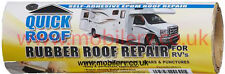 American Motorhome RV Instant Rubber Roof Repair
